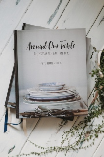 AROUND OUR TABLE COOKBOOK - PUAHUE SCHOOL