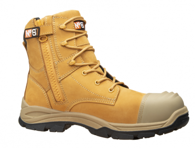 Workboots No8  Goldie Zip